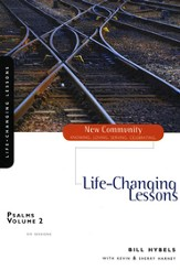 Psalms Volume 2: Life-Changing Lessons - eBook