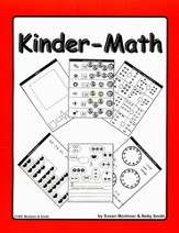 Additional Kinder-Math Workbook