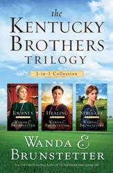 The Kentucky Brothers Trilogy: 3-in-1 Collection - eBook