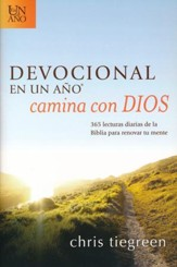 Devocional en un Año Camina con Dios  (One Year Walk With God Devotional)