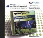 Living for You (Worship-Leader Assistant CD-ROM  Songbook)