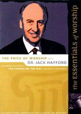 The Essentials of Worship: The Price of Worship, DVD