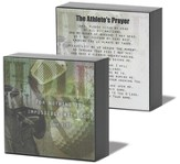 Athlete Prayer Golf Plaque