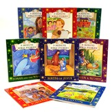5-Minute Bible Stories: 8-Book Set for Children