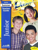 The Light Junior Teacher Guide (Grades 5-6; 2016 Edition)