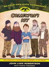 Be Your Own Duck Commander, 4-Volume Boxed Set
