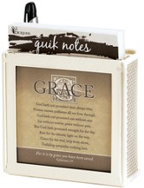 For it is By Grace Note Sheets