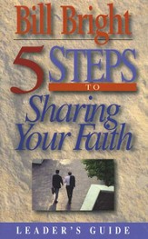 5 Steps to Sharing Your Faith