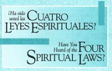 Have You Heard of the Four Spiritual Laws? Bilingual edition - Pack of 25 tracts