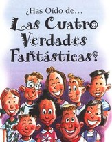 ?Has Oido de las Cuatro Verdades Fantasticas? 25 Copias (Have Your Heard of the Four Fantastic Facts? 25 Copies)