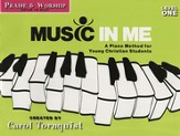 Music In Me: Praise & Worship Solos Level 1