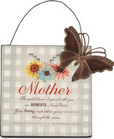 Mother, The Quiet Times I Spend With You, Mini Plaque