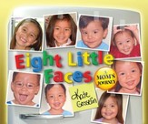 Eight Little Faces - eBook