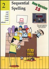 Sequential Spelling 2 DVD-ROM
