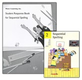 Sequential Spelling 2 DVD-ROM & Student Response Book