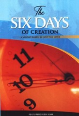The Six Days of Creation, DVD