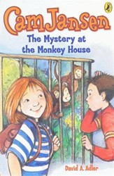 Cam Jansen #10: Mystery of the Monkey House