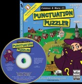Punctuation Puzzlers: Commas C1 on CD-ROM, Grades 7-8