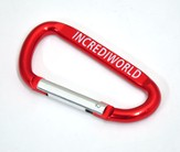 IncrediWorld Amazement Park VBS Carabiners (Pack of 10)
