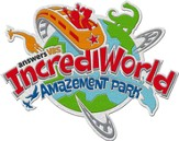 IncrediWorld Amazement Park VBS Iron-on Patches (Pack of 10)