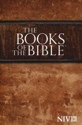 The Books of the Bible, NIV - Slightly Imperfect