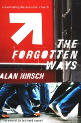 Forgotten Ways, The - eBook
