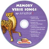 Camp Kilimanjaro VBS Memory Verse Songs Jumpstart3 Student  CDs (Pack of 10)