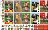 Cowabunga Farm VBS: Sticker Sheets, 5