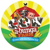 Cowabunga Farm VBS: Theme Stickers, 50
