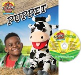 Cowabunga Farm VBS: Puppet Scripts & CD (Dialogue Only)