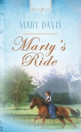Marty's Ride - eBook