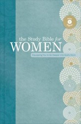 HCSB The Study Bible for Women, Hardcover