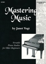 Mastering Music Piano Method Level 1A