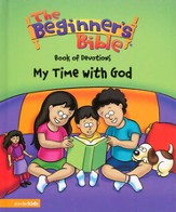The Beginner's Bible Book of Devotions--My Time with God - eBook