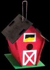 Cowabunga Farm VBS: Build Your Own Birdhouse, 12