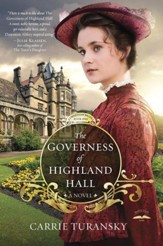 The Governess of Highland Hall, Edwardian Brides Series #1 -eBook