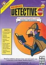Reading Detective Beginning on CD-ROM