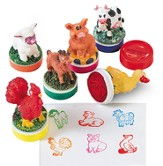 Cowabunga Farm VBS: Farm Animal Stampers, 12
