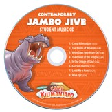 Camp Kilimanjaro VBS Student Music Audio CDs (Pack of 10;  Contemporary Version)