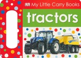 My Little Carry Books: Tractors