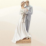 Legacy of Love Wedding Couple Figurine