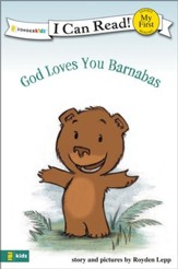God Loves You Barnabas - eBook