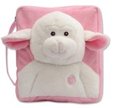 Lamb Plush Cover, Pink