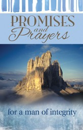 Promises and Prayers for a Man of Integrity - eBook