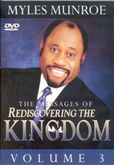 The Messages Of Rediscovering The Kingdom, Vol. 3, DVD