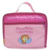 God Sees the Beauty of Your Heart, Veggietales Lunch Box