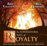 The Supernatural Ways Of Royalty, Audio Book
