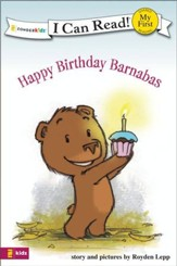 Happy Birthday Barnabas - eBook
