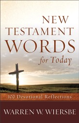 New Testament Words for Today: 100 Devotional Reflections - eBook