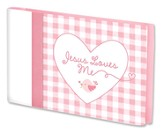 Jesus Love Me Photo Album, Pink